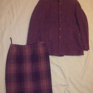 Dresses & Skirts - Purple and pink charm suit size 30